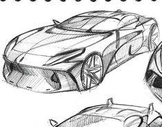 Interior Sketches on Behance Car Design Sketch, Car Sketch, Line Sketch, Marker, Interior Sketch, Cool Sketches, Bike Design, Transportation Design, Art Drawings Sketches