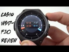 Casio WSD-F10 Android Wear Watch Official Full Review - Get it on Amazon: http://www.amazon.com/dp/B015MQEF2K - http://outdoors.tronnixx.com/uncategorized/casio-wsd-f10-android-wear-watch-official-full-review/