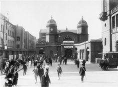 Berlin 1910 Potsdamer Ringbahnhof (Koethenerstrasse)