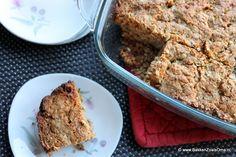 Breakfastcake with mulberries, hemp seed, oats and rye | Koek van moerbeibessen, hennepzaad, haver en rogge - Bakken Zoals Oma