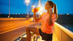 What to Eat After a Late-Night Workout | Prefer to exercise at night? Here are five healthy ways to refuel before bed.