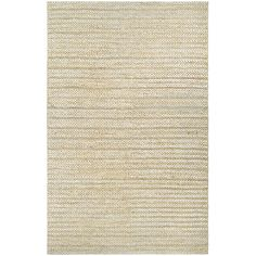 """Bungalow Rose Gilles Hand-Crafted Linen Area Rug Rug Size: Runner 2'3"""" x 7'10"""""""