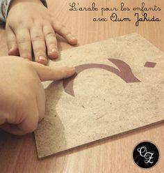 L'arabe pour les enfants avec Oum Jahida #2 – Les lettres arabes - Oumzaza.fr : Oumzaza.fr