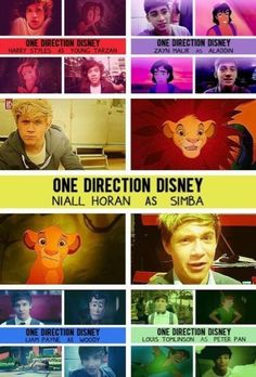 disney direction<3 TWO OF SOME OF MY FAVORITE THINGS COMBINED!!!