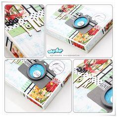scrappassion: pudełko na zdjęcia;)