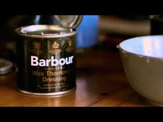 A very helpful, and beauitfully shot instructional video all about how to rewax your Barbour.