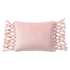 Bohemian Fringe Plush Pillow from PBteen. Saved to room decor. Shop more products from PBteen on Wanelo. Blush Pillows, Throw Pillows, Bed Blankets, Fluffy Pillows, Pink Bedroom Decor, Bedroom Ideas, Blush Bedroom, Bedroom Designs, Dream Bedroom