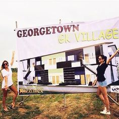 """@shadow12's photo: """"Welcome to Georgetown! The newest Gawad Kalinga Village ❤️❤️❤️"""""""