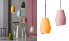 Bell designed by Mark Braun / Northern Lighting Funky Lighting, Lighting Design, Richmond Lighting, Bell Design, Designers Guild, Light And Shadow, Scandinavian Design, Lava Lamp, Interior Architecture