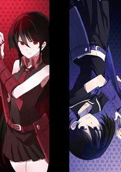 Akame & Kurome - Akame ga Kill!
