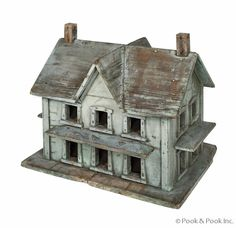 bird house cottage, 19th c.
