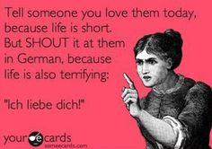 Say it in German