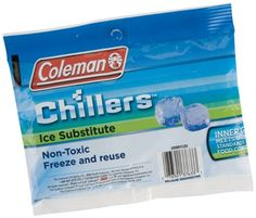 Coleman Chillers Lunch Pack Soft Ice Substitute ** Click on the image for additional details. Note:It is Affiliate Link to Amazon.