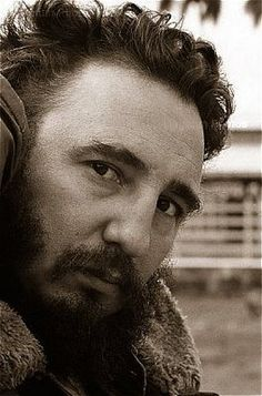 I admire Fidel Castro because he seduced a would be assassin. Enough said.