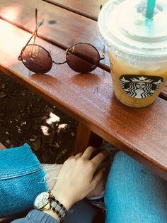 Coffee Coffee, Starbucks Coffee, Instagram Story, Bracelets, Womens Fashion, Brunch, Photography, Wallpapers, Drinks