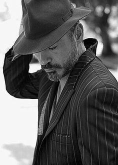 Robert Downey Jr by Kwaku Alston Ally Mcbeal, Robert Downey Jr., The Soloist, I Robert, Sweet Guys, Hot Guys, Super Secret, Mixed Girls, Downey Junior