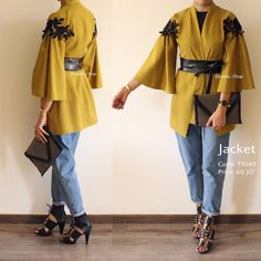 Taking a vacation can often be considered as a break from business and the crowd of the city, though for … Abaya Fashion, Muslim Fashion, Skirt Fashion, Couture Fashion, Fashion Dresses, Casual Hijab Outfit, Hijab Dress, Fancy Tops, Trendy Tops