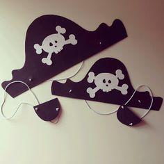 La Colina de Puck: Paso a Paso Disfraz Pirata