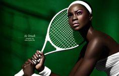devoutfashion:  tie break – Schön! Magazine Photography /...