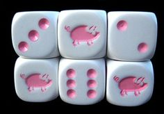 Pig Dice-I would use these for every game I play!