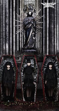 iPhone Wallpaper Babymetal iPhone壁紙