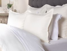 Master Bed and Bedding