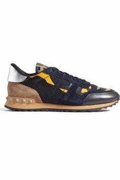 Alternate Image 3 - VALENTINO GARAVANI Camo Rockrunner Sneaker (Men)  Valentino Garavani f3d7af70faf