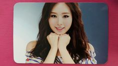 SONAMOO MINJAE Official Photocard #1 3rd Album I LIKE YOU TOO MUCH 민재