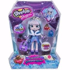 2016 Limited Edition Shopkins Shoppies Gemma Stone Doll Pre-Order LE Exclusives in Dolls & Bears, Dolls, Other Dolls | eBay
