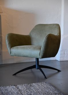 Swivel Chair, Interior Architecture, Accent Chairs, Sweet Home, New Homes, Sofa, Living Room, House Styles, Projects