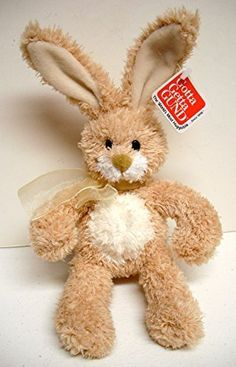 "Gund Little Juniper 10"" Plush Bunny Rabbit GUND https://www.amazon.com/dp/B00DTJHSS6/ref=cm_sw_r_pi_dp_x_A22Jyb2CXSPCW"