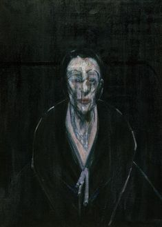 Portrait of Lisa // Francis Bacon