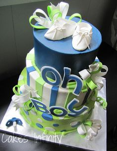 images of baby shower cakes for boys | Recent Photos The Commons Getty Collection Galleries World Map App ...