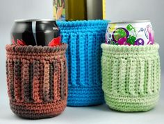 Everyday Things - Can Cozie    Craftsy