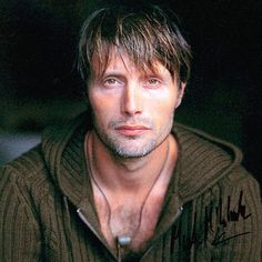 Mads Mikkelsen - so believable as Hannibal Lecter!