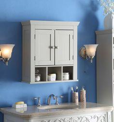 Rancho Bathroom Wall Cabinet
