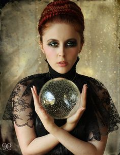Darkness Fantasy Witch, Fantasy Dragon, Dark Fantasy, Fantasy Art, Fortune Teller Costume, Gothic Photography, Dark Fairytale, Night Circus, Fortune Telling