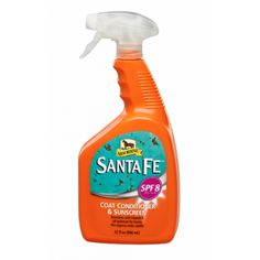 Absorbine Santa FE Coat Conditioner 32 Oz Spray for sale online Santa Fe, Horse Supplies, Goat Farming, Shampoo And Conditioner, Spray Bottle, Sunscreen, Cleaning Supplies, Pets, Ebay
