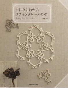 #ClippedOnIssuu from Lessons in Tatting Lace