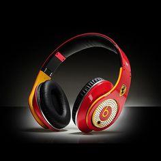 Beats By Dre Studio Headphones Ferrari-Limited Edition