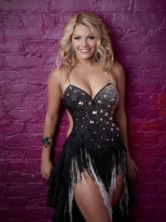 dwts whitney carson | Witney Carson