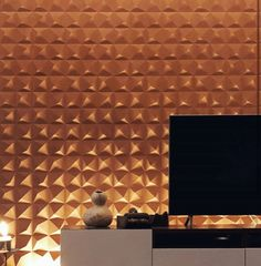 Hygge, Copper, Wall, Nature, Walls, Brass