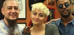Foto: Hija de #MichaelJackson se hace un tatuaje en su honor...