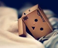 Danbo crying ( cute but sad ) :-( Danbo, Cardboard Robot, Box Robot, Amazon Box, Emoji Wallpaper, Amazon Wallpaper, Smile Wallpaper, Cute Box, Cute Photography
