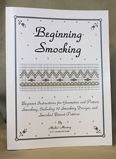 Blog with smocking tips