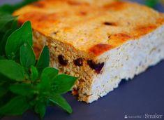 Pasztet drobiowo - wieprzowy z żurawiną - przepis ze Smaker.pl Cornbread, Banana Bread, Ethnic Recipes, Food, Millet Bread, Essen, Meals, Yemek, Corn Bread