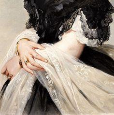 Portrait of Princess Louise by Albert