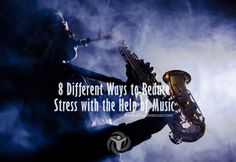 Did you know that music is a great way to reduce stress? Stress can be brought about by many factors  work family school relationships. No matter what causes your stress we should always learn how to manage it well as too much stress is not good for our health. It could lead to anxiety | via @lifeadvancer - lifeadvancer.com