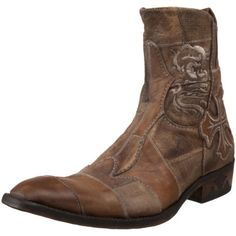 Mark Nason Corkman boots - Made in Italy Bike Boots, Mens Shoes Boots, Mens Boots Fashion, Men's Shoes, Combat Boots, Bota Country, Dress With Boots, Black Leather Boots, Mens Clothing Styles
