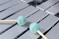 Vibraphone Headphones, Hair Accessories, Music, Musica, Ear Phones, Musik, Muziek, Hair Accessory